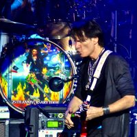 Steve Vai's 25th Anniversary of Passion and Warfare Tour passionately conquers Burt audience