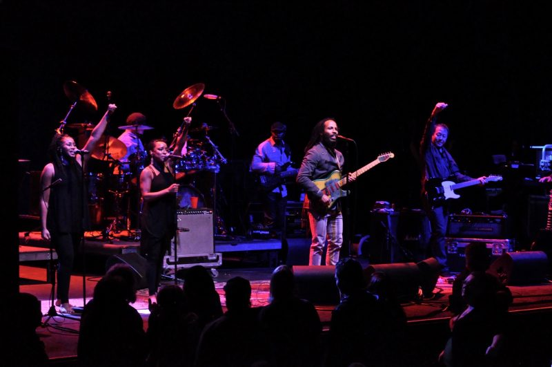 Ziggy Marley's Conscious Party at the Burt