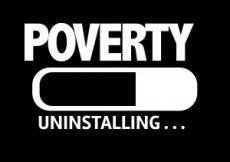 Time for a rethink on dealing with poverty