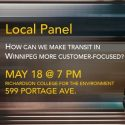 Local panel looks at humanizing transit