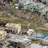 Hurricanes ravage Caribbean, challenge colonial powers