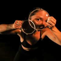 Dance performance looks at human connectivity through the lens of a camera