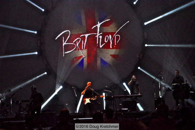 Dubbed as The World's Greatest Pink Floyd Show, Brit Floyd brought their Space and Time Pt. 2 Continuum to The Concert Hall Friday evening. PHOTO by Doug Kretchmer