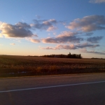 Prairie sky.<br /><em>Submitted by Noah Erenberg</em>