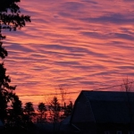 Beautiful morning sunrise.<br /><em>Submitted by Lori McDonald Koke</em>