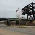 Waterfront train bridge.<br /><em>Submitted by Alyssa McDonald</em>