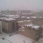 The fog of winter.<br /><em>Submitted by Noah Erenberg</em>