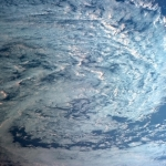 Nature loves spirals.<br /><em>Tweeted by Chris Hadfield @Cmdr_Hadfield</em>