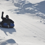Winter fun at Falcon Trails.<br /><em>Submitted by Linda Walker</em>
