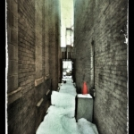 Downtown Winnipeg alley.<br /><em>Submitted by Sasha White</em>