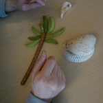 Making art with nature.<br /><em>Submitted by Cheryl Cohan</em>