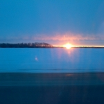 Winter sunrise.<br /><em>Submitted by Noah Erenberg</em>