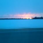 Spring sunrise.<br /><em>Submitted by Noah Erenberg</em>