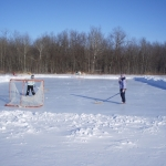 Springtime in Manitoba: playoff run.<br /><em>Submitted by Noah Erenberg</em>