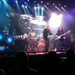Celebrating RUSH's induction into the Rock n' Roll Hall of Fame.<br /><em>Submitted by Bruce Little</em>
