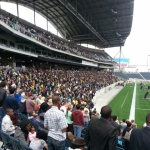 One Heart Winnipeg gathering opens new stadium.<br /><em>Submitted by Sangeetha Nair</em>