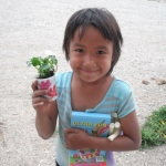 Ultra fun gardening in Shamattawa.<br /><em>Submitted by Cheryl Cohan</em>