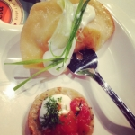 Appetizing appetizers.<br /><em>Submitted by Ali Mattias</em>