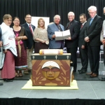 Historic agreement signed on National Aboriginal Day.<br /><em>Submitted by Gloria Romaniuk</em>