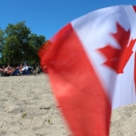 Happy Canada Day.<br /><em>Submitted by Noah Erenberg</em>
