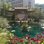 Chinese Cultural Centre Garden - Winnipeg's downtown jewel<br /><em>Submitted by Denise Campbell</em>