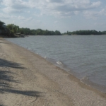 Chialet Beach on Lake Winnipeg's south basin.<br /><em>Submitted by Cheryl Cohan</em>