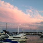 Sailor's delight.<br /><em>Submitted by Bee Erenberg</em>