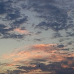 A Monet sunrise.<br /><em>Submitted by LuAnn Lovlin</em>
