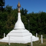 Peace pagoda.<br /><em>Submitted by Aung Naing Thein</em>