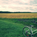 September bike ride.<br /><em>Submitted by Bee Erenberg</em>