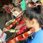 Sistema performs.<br /><em>Submitted by Noah Erenberg</em>