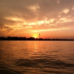 Lake sunset.<br /><em>Submitted by Dylan Licoppe</em>
