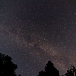 Night sky at Dorothy Lake.<br /><em>Submitted by Vincent Pearase.</em>