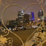 Heart of the city.<br /><em>Submitted by M. LeBlanc</em>