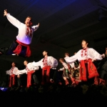 Dancers at Spirit of Ukraine Pavillion.<br /><em>Submitted by Cat Ogloza Yaciuk.</em>