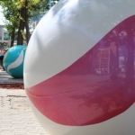 Marble art along Portage Avenue.<br /><em>Submitted by Jenna Friesen.</em>