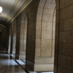 Halls of power at the Legislature.<br /><em>Submitted by M. LeBlanc</em>