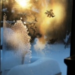 Winter window.<br /><em>Submitted by Greg Petzold</em>