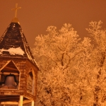 Old church tower in Bird's Hill.<br /><em>Submitted by Doug Kretchmer</em>