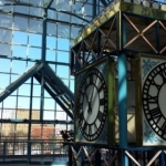 Spring forward.<br /><em>Submitted by Marie LeBlanc</em>