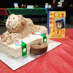 Eat a book event at Millennium Library.<br /><em>Submitted by Greg Petzold</em>