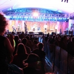 K'naan delights Winnipeg Folk Festival's main stage<br /><em>Submitted by Noah Erenberg</em>