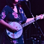 Acadian trash-folk musician Lisa LeBlanc at the Pyramid last night promoting her new album 'Highways, Heartaches and Time Well Wasted' <br /><em> by Doug Kretchmer </em>